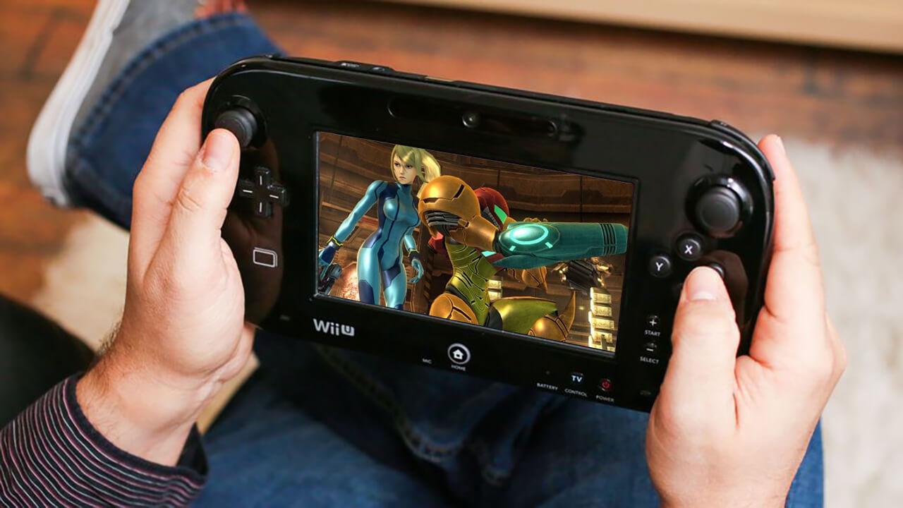 Metroid Wii U NintendOn