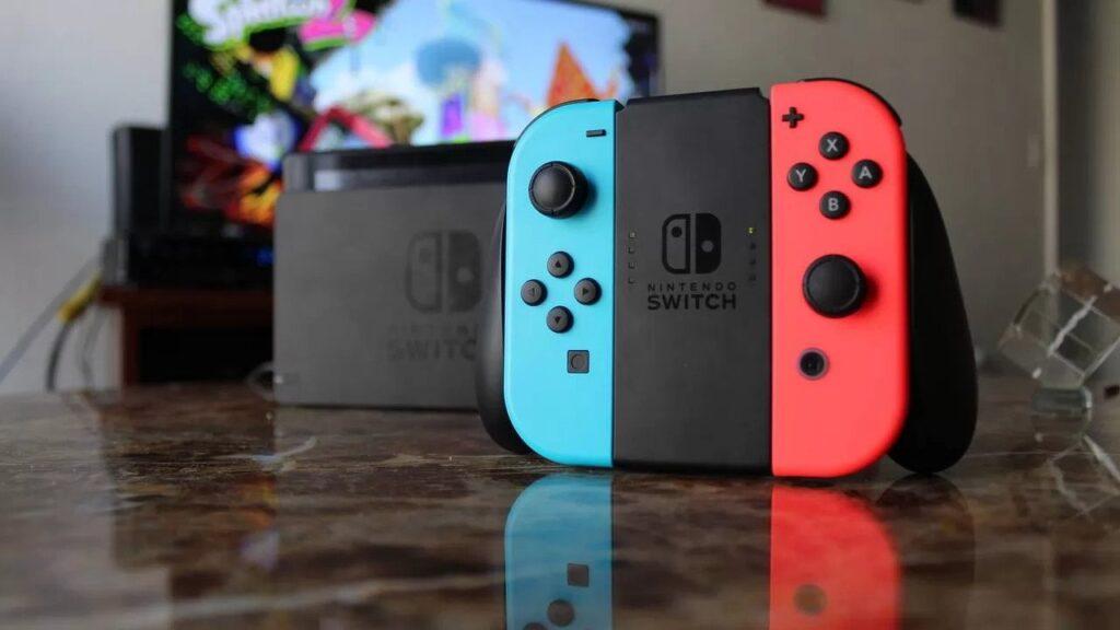 Nintendo Switch NintendOn