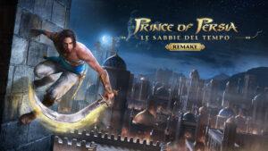 Prince of Persia Le sabbie del tempo remake