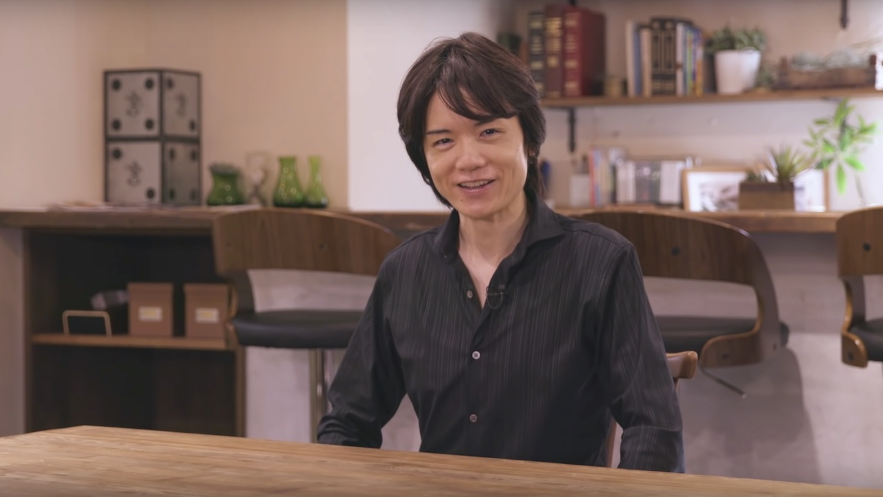 Sakurai Smash
