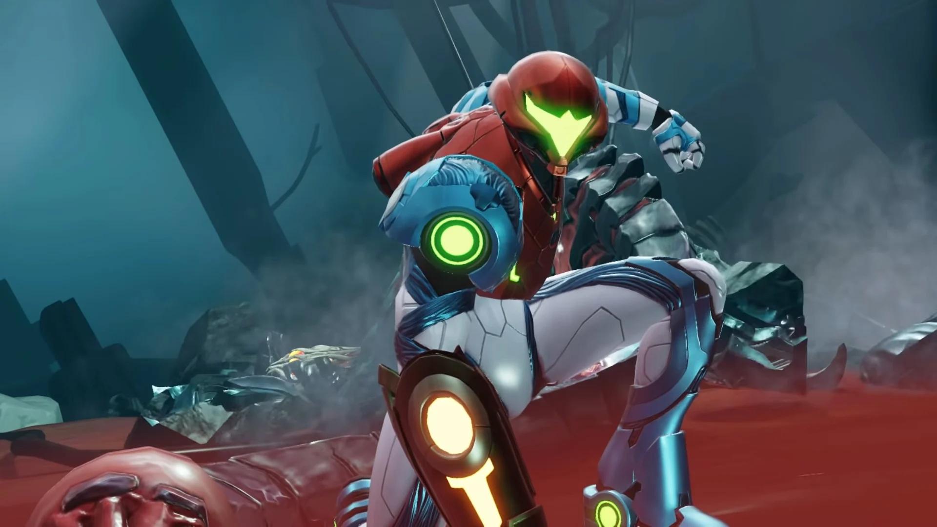 Metroid Dread-p