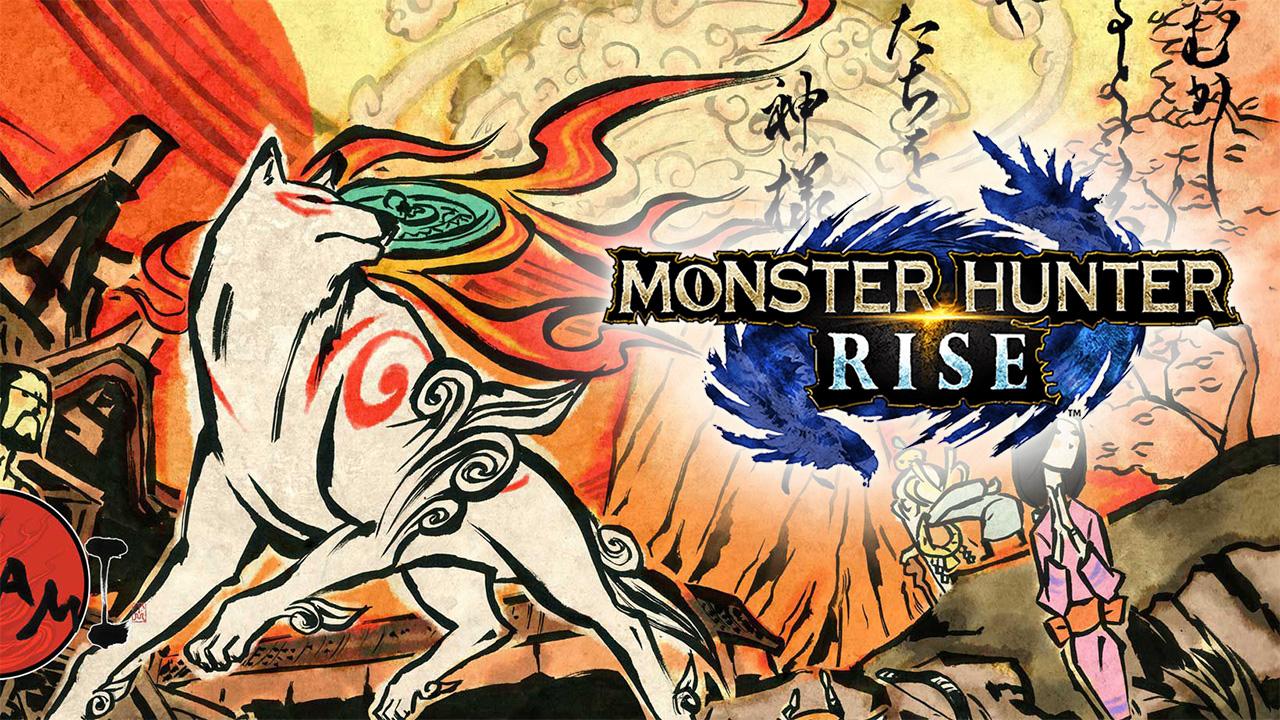 okami-monster-hunter-nintendon