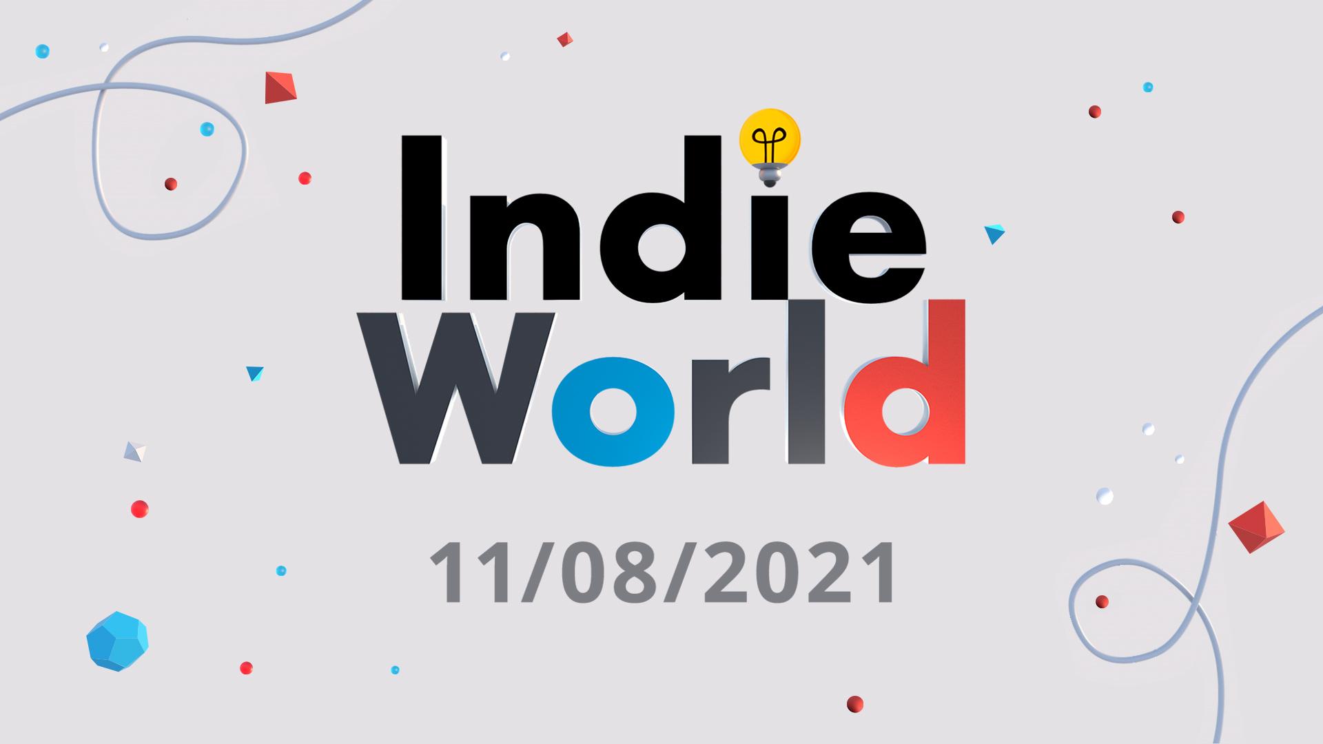 Indie World 20210811 NintendOn