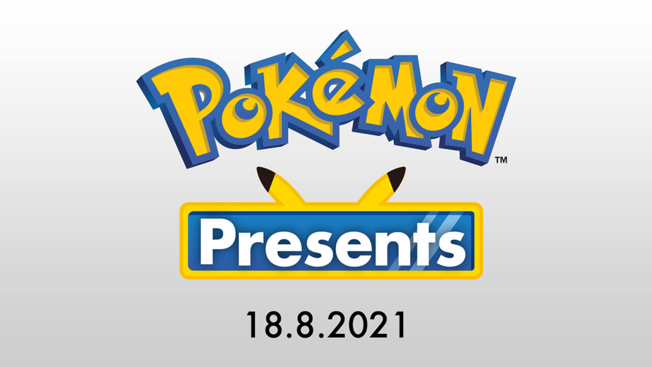 Pokémon Presents 20210818