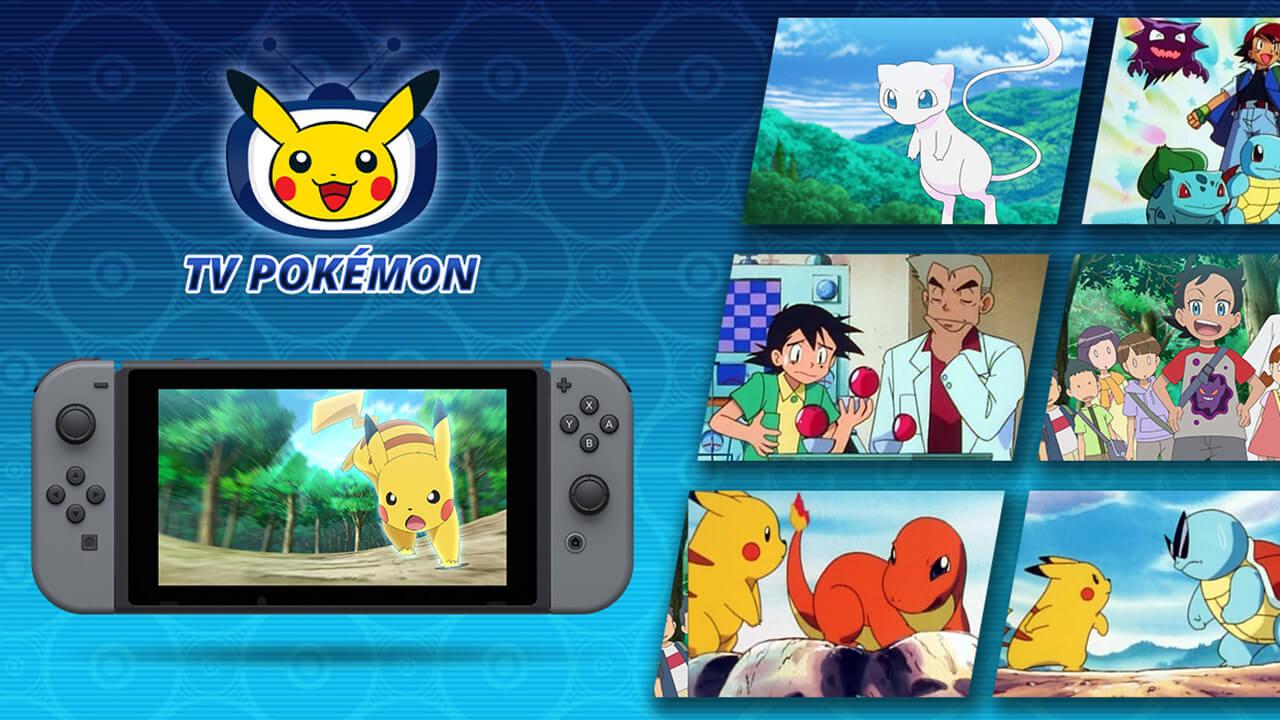 TV Pokémon Switch NintendOn
