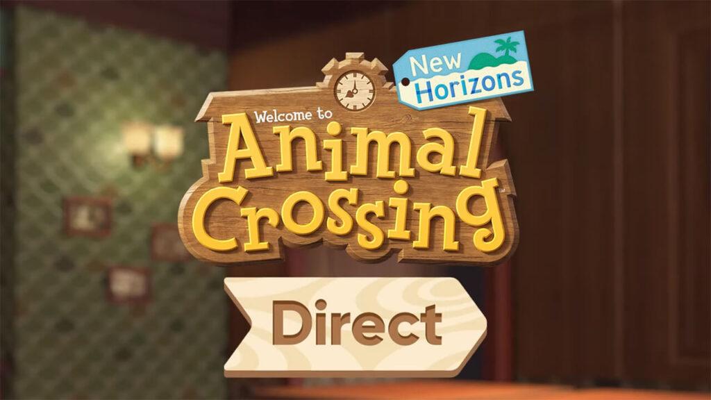 Animal Crossing Direct NintendOn