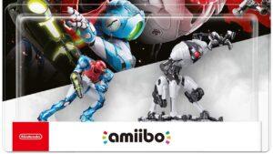 Samus Emmi Amiibo