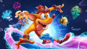 Crash Bandicoot Nintendo