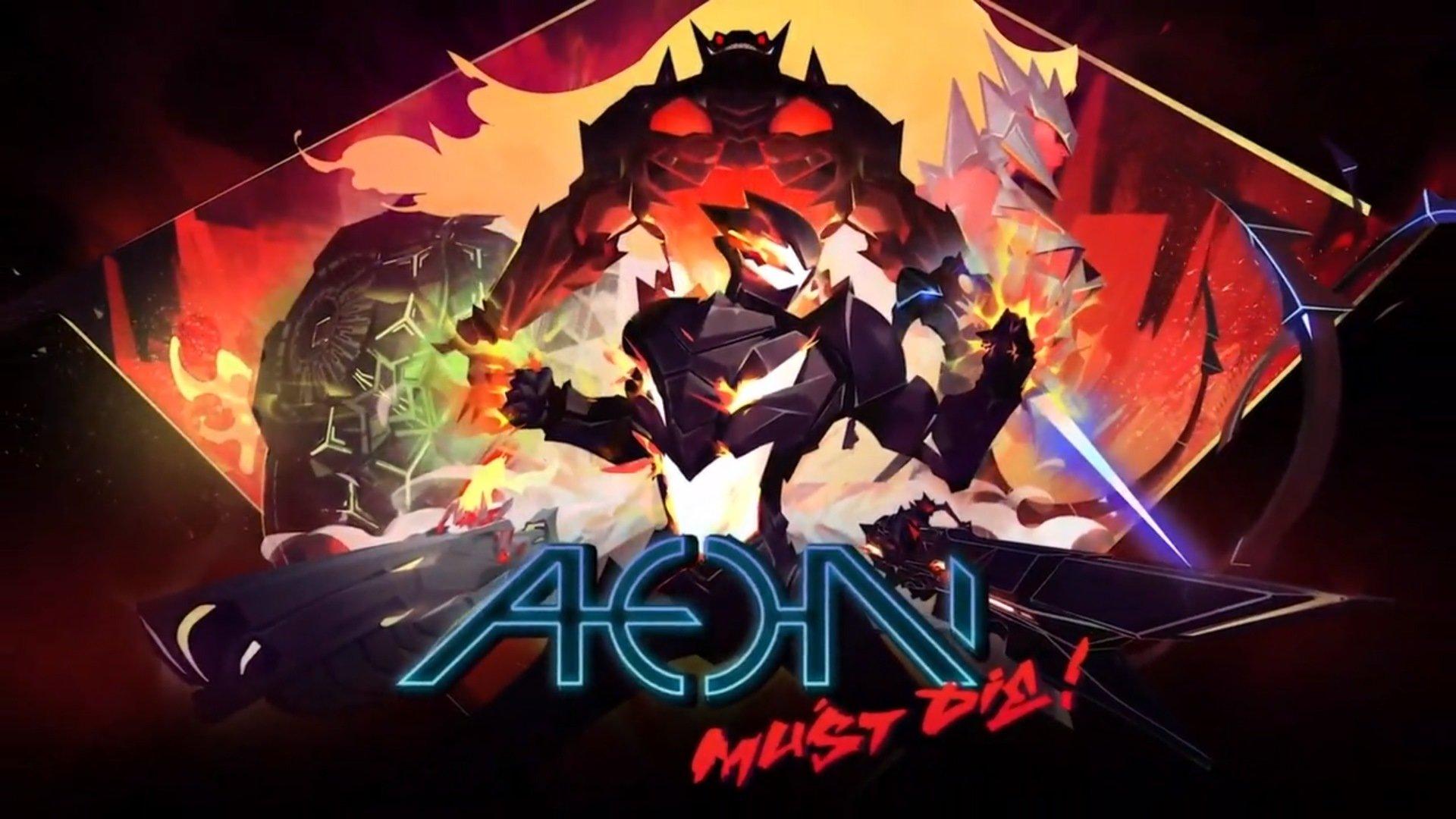 Aeon Must Die Cover