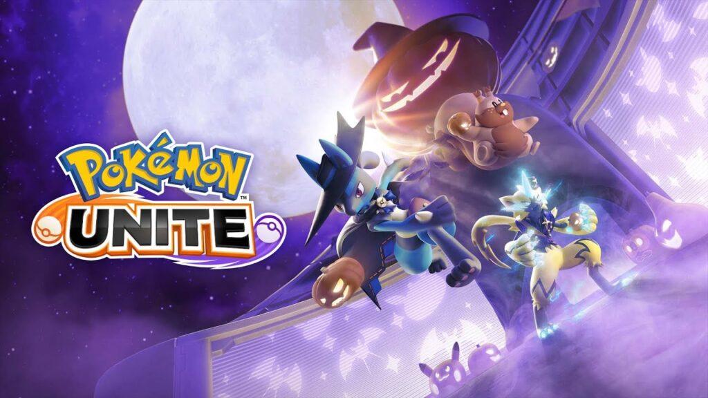 Pokémon-UNITE-Halloween-NintendOn