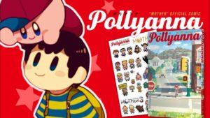 Pollyanna tribute comic